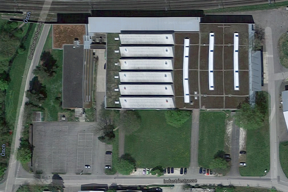 Cleantech Businesspark Deitingen